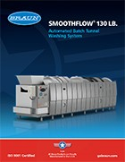 SmoothFlow Batch Tunnel Washers - 130 Lb.