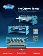 Precision Series Small Piece Accumulators