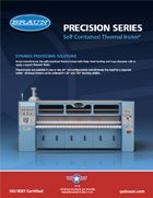 Precision Series Self-Contained Thermal Ironer