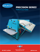 Precision Series Folder/Cross-Folder