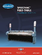 SpeedVac Feed Table