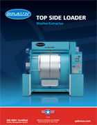 Top Side Loader Washer/Extractors