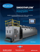 Automated Batch Tunnel Washing Systems