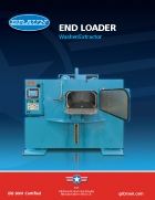 End Loader Washer/Extractor