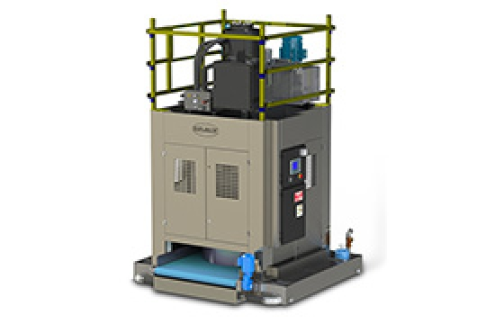 Braun Announces New Batch Tunnel Washer Press