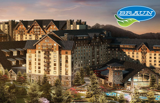 Project Spotlight - Gaylord Rockies Resort and Convention Center